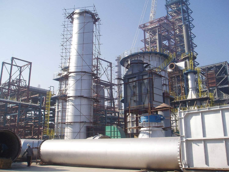 石化企业钢结构的大气防腐措施分析