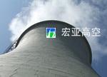 铁煤热电公司冷却塔外壁防腐工程(3)