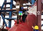 天津富达日化有限公司钢构防腐工程(